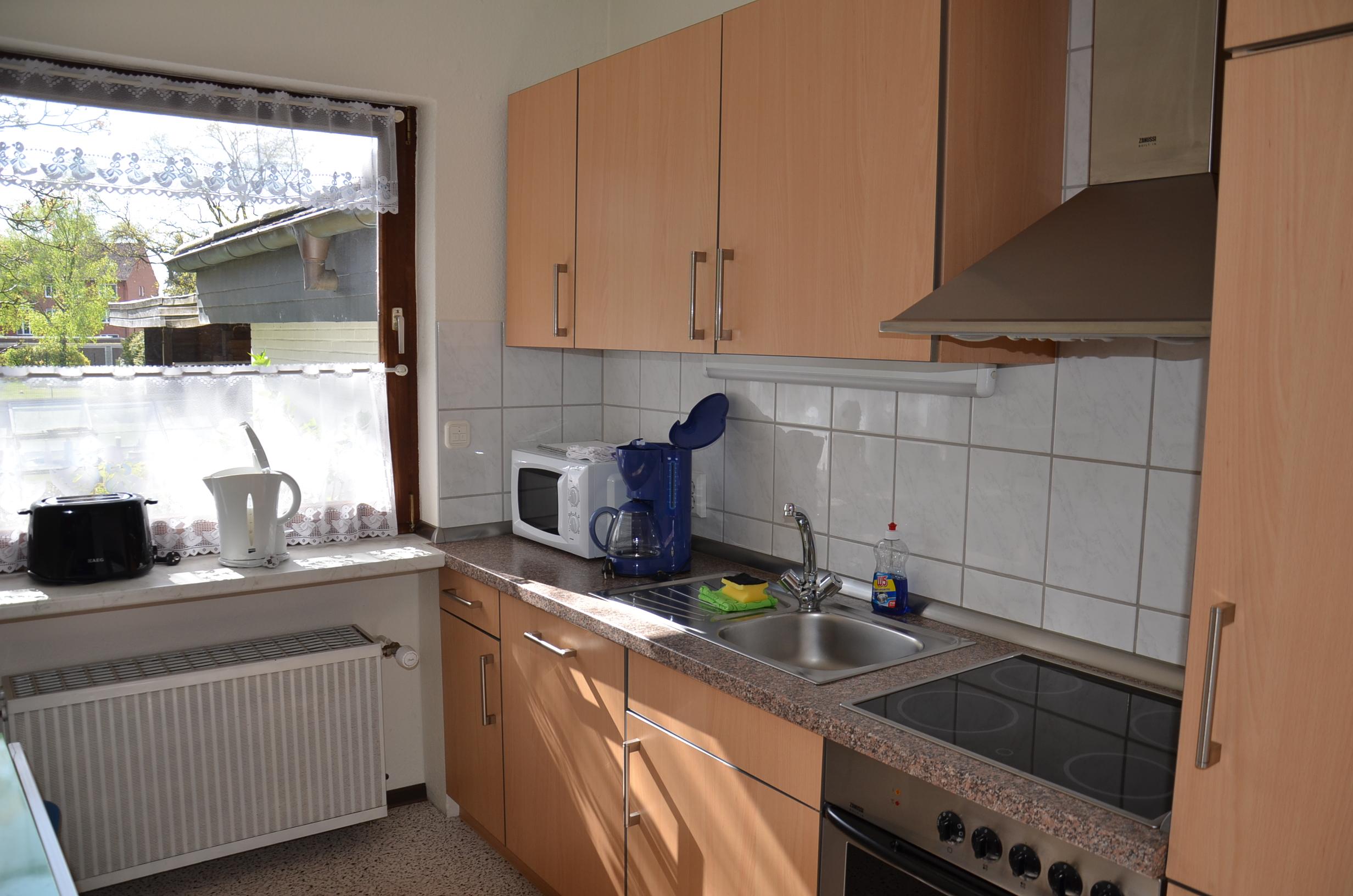 Ausstattung Wohnung 2